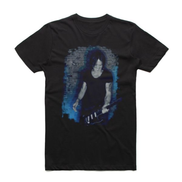 Brick Wall Black Tshirt
